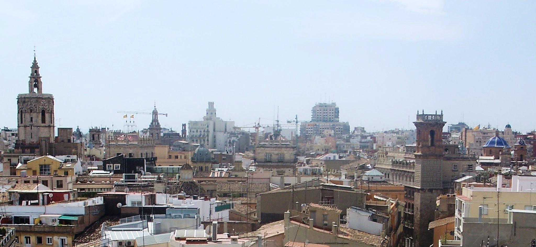 Valencia_Skyline